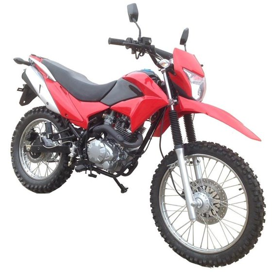 Hawk 250cc Dual Sport Enduro Motorcycle Dirt Bike