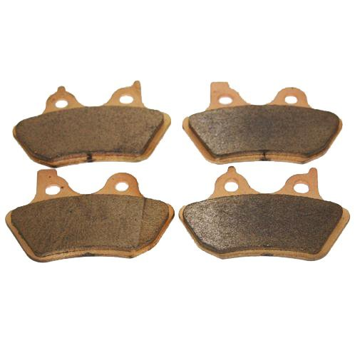 Best Brake Pads for Harley Davidson Touring – Buyer's Guide