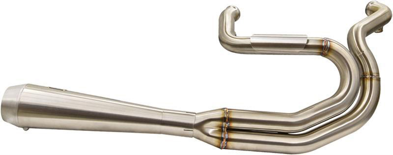 Best 2 into 1 Exhaust for Harley Davidson Dyna