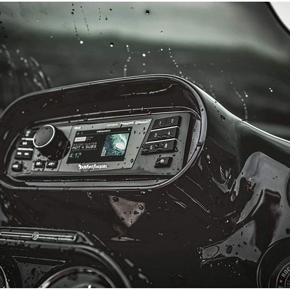 Best Harley Stereo Upgrades