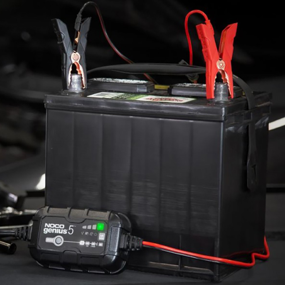 How Long Does It Take To Charge A Motorcycle's Battery